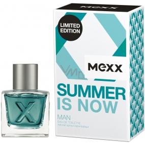 Mexx Summer Is Now Man toaletní voda 30 ml