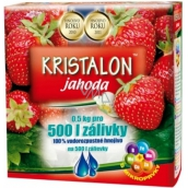 Agro Kristalon Strawberry water-soluble universal fertilizer 0.5 kg for 250 l of watering