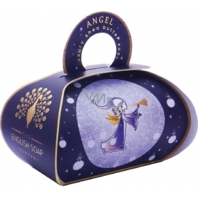 English Soap Angel natural perfumed toilet soap with shea butter 260 g