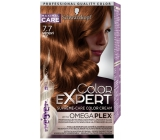 Schwarzkopf Color Expert barva na vlasy 7.7 Měděný