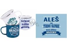 Albi Tin mug named Aleš 250 ml