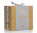 English Tea Shop Bio Victorian-style Christmas cube 96 infusion bags 16 boxes, 6 different flavors