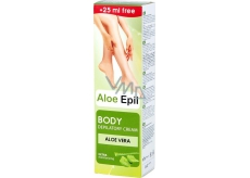 Aloe Epil Body Hair Removal Cream 125 ml