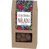 Albi Almonds in chocolate with cinnamon Cure for a bad mood 80 g