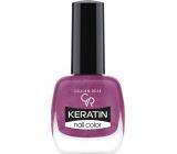 Golden Rose Keratin Nail Color nail polish 62 10.5 ml