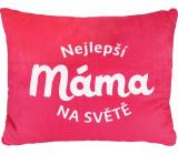 Albi Pillow Best mom 45 x 35 cm