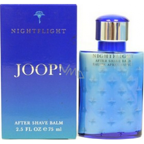 Joop! Nightflight balzám po holení 75 ml