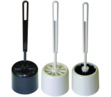 Spokar Clean Toilet brush set diameter 80 mm plastic cover 4393 various colors 1 piece