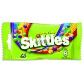 Skittles Crazy Sours kyselé žvýkací bonbony 38 g
