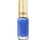 Loreal Paris Color Riche Le Vernis nail polish 610 Rebel Blue 5 ml