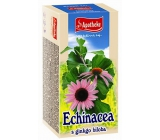 Apotheke Echinacea with ginkgo biloba tea for natural defenses, immune system and normal respiratory system function 20 x 1.5 g