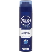 Nivea Men extra Moisture Mild 200 ml gel na holení pro muže