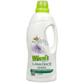 Winnis Eko Lavatrice Lavanda washing gel for all types of fine and colored clothing fibers 25 doses 1.5 l