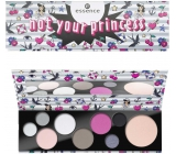 Essence eye palette + Not Your Princess's face