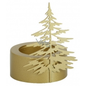 Yankee Candle Winter Trees - Winter trees candlestick sapling small for tea candle 79 x 57 x 57 mm