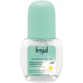 Fenjal Sensitive 48h roll-on ball deodorant for women, for sensitive skin 50 ml