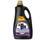 Woolite Darks Black & Denim liquid detergent with keratin for dark and black laundry 60 doses of 3.6 l