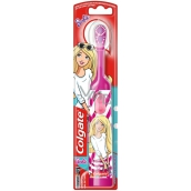 Colgate Kids Barbie Extra Soft electric toothbrush for children