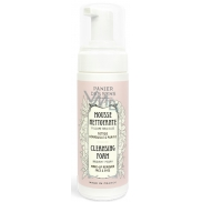 Panier des Sens Radiant peony cleansing foam with floral fragrance 150 ml