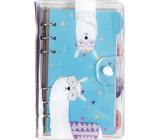 Albi Diary 2021 planning ring Lama 19 x 13.5 x 2.5 cm