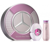 Mercedes-Benz Mercedes Benz Woman Eau de Parfum perfumed water for women 90 ml + body lotion 125 ml, gift set