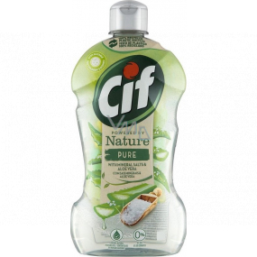 Cif Nature Pure dishwashing liquid 450 ml