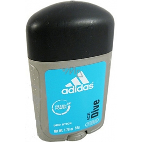 Adidas Ice Dive antiperspirant deodorant stick pro muže 51 g