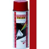 Prisma Color Lack Spray akrylový sprej 91028 Rubínově červená 400 ml