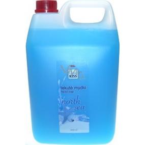 Mika Kiss North Sea liquid soap refill 5 l