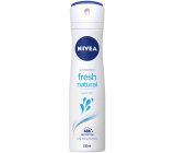 Nivea Fresh Natural deodorant spray for women 150 ml
