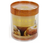 Heart & Home Baked apple The soy scented candle burns up to 15 hours 53 g