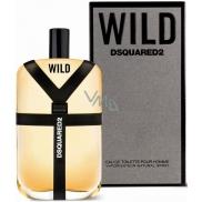 Dsquared2 Wild toaletní voda pro muže 30 ml