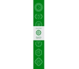 Incense sticks Fourth chakra Green 14 pieces