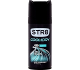 Str8 Cool + Dry Cool Escape 48h antiperspirant deodorant spray for men 150 ml