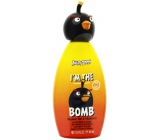 Angry Birds I m The Bomb 2 in1 shampoo and baby shower gel 300 ml