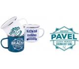 Albi Tin mug named Pavel 250 ml