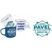 Albi Metal mug named Pavel 250 ml