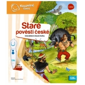 Albi Magic reading interactive talking book Staré pověsti české