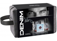 Denim Etue Black A / S 100ml + Deo Spray 150ml 7935