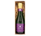 Bohemia Gifts & Cosmetics Gift sparkling wine to grandmother 0,2 l