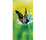 Albi Magnetic bookmark for the book Butterfly on a Flower 8.7 x 4.4 cm
