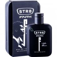 Str8 Faith eau de toilette for men 100 ml