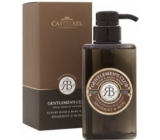 Castelbel Spearmint & Moss Mint and Moss 2 in 1 washing gel for hands and body for men 450 ml