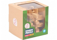 Albi Bamboo puzzle Cage, age 6+