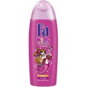 Fa Kids Mořská panna sprchový gel 250 ml