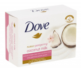 Dove Coconut milk and jasmine toilet soap 100 g