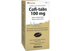 Coffi Tabs ke stimulaci organismu 100 tablet