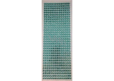 Albi Self-adhesive stones light blue 5 mm 462 pieces