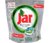 Jar Platinum All in One Green Dishwasher capsules 36 pieces
